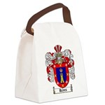 Reyes Coat of Arms Canvas Lunch Bag