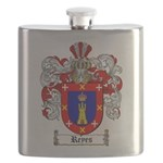 Reyes Coat of Arms Flask