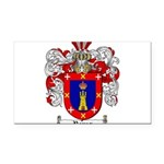 Reyes Coat of Arms Rectangle Car Magnet
