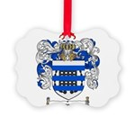 Reynolds Coat of Arms Picture Ornament