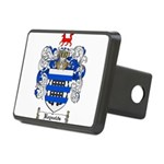 Reynolds Coat of Arms Rectangular Hitch Cover