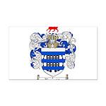 Reynolds Coat of Arms Rectangle Car Magnet