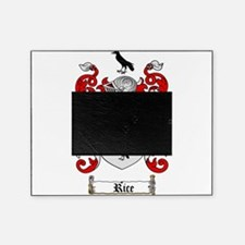 Rice Coat of Arms Picture Frame