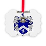 Richards Coat of Arms Picture Ornament