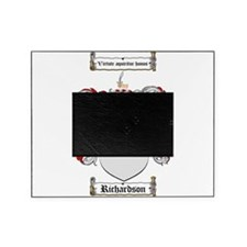 Richardson Coat of Arms Picture Frame