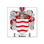 Rivera Coat of Arms Square Sticker 3