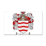 Rivera Coat of Arms Rectangle Car Magnet