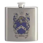 Roberts Coat of Arms Flask