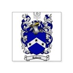 Roberts Coat of Arms Square Sticker 3