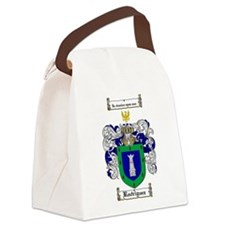 Rodriguez Coat of Arms Canvas Lunch Bag
