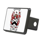 Rogers Coat of Arms Rectangular Hitch Cover
