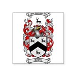 Rogers Coat of Arms Square Sticker 3