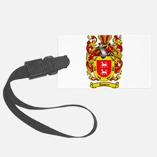 Romero Coat of Arms Luggage Tag