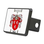 Ross Coat of Arms Rectangular Hitch Cover