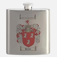 Ryan Coat of Arms Flask