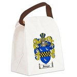 Sawyer Coat of Arms Canvas Lunch Bag