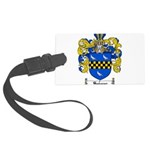 Sawyer Coat of Arms Large Luggage Tag