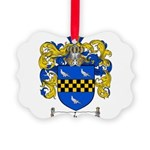 Sawyer Coat of Arms Picture Ornament