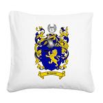 Schmidt Coat of Arms Square Canvas Pillow