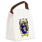 Schmidt Coat of Arms Canvas Lunch Bag
