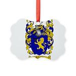 Schmidt Coat of Arms Picture Ornament