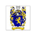 Schmidt Coat of Arms Square Sticker 3