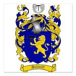 Schmidt Coat of Arms Square Car Magnet 3