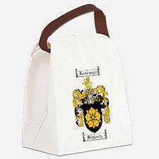 Schwartz Coat of Arms Canvas Lunch Bag