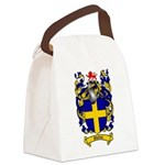 Shelton Coat of Arms Canvas Lunch Bag