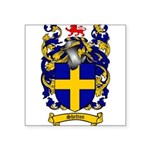 Shelton Coat of Arms Square Sticker 3