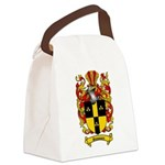 Simmons Coat of Arms Canvas Lunch Bag