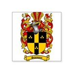 Simmons Coat of Arms Square Sticker 3