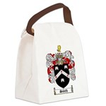 Smith Coat of Arms Canvas Lunch Bag