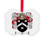 Smith Coat of Arms Picture Ornament