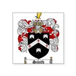 Smith Coat of Arms Square Sticker 3