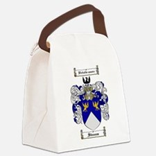 Stevens Coat of Arms Canvas Lunch Bag