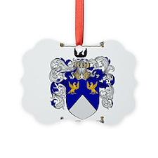 Stevens Coat of Arms Ornament