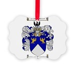 Stevens Coat of Arms Picture Ornament