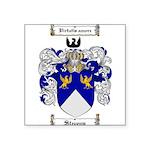 Stevens Coat of Arms Square Sticker 3