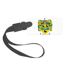 Sweeney Coat of Arms Luggage Tag