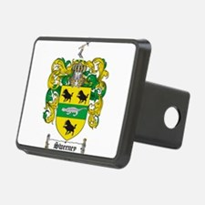 Sweeney Coat of Arms Hitch Cover