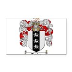 Taylor Coat of Arms Rectangle Car Magnet