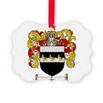 Thompson Coat of Arms Picture Ornament