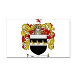 Thompson Coat of Arms Rectangle Car Magnet