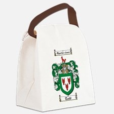 Todd Coat of Arms Canvas Lunch Bag