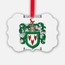 Todd Coat of Arms Ornament