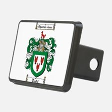 Todd Coat of Arms Hitch Cover