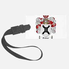Turner Coat of Arms Luggage Tag