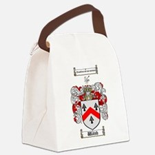 Walsh Coat of Arms Canvas Lunch Bag