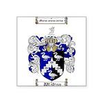 Walton Coat of Arms Square Sticker 3